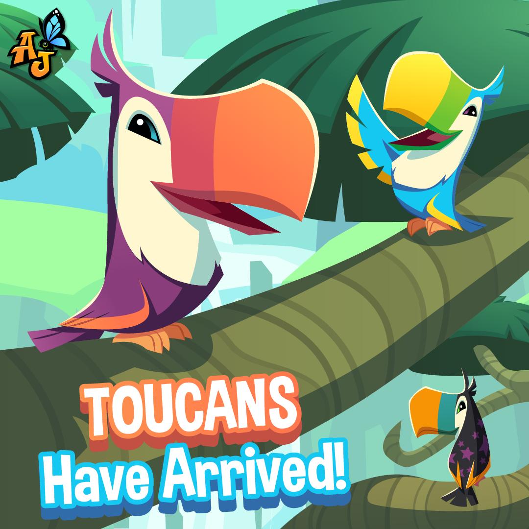 20200429 AJ ToucanArrives-01