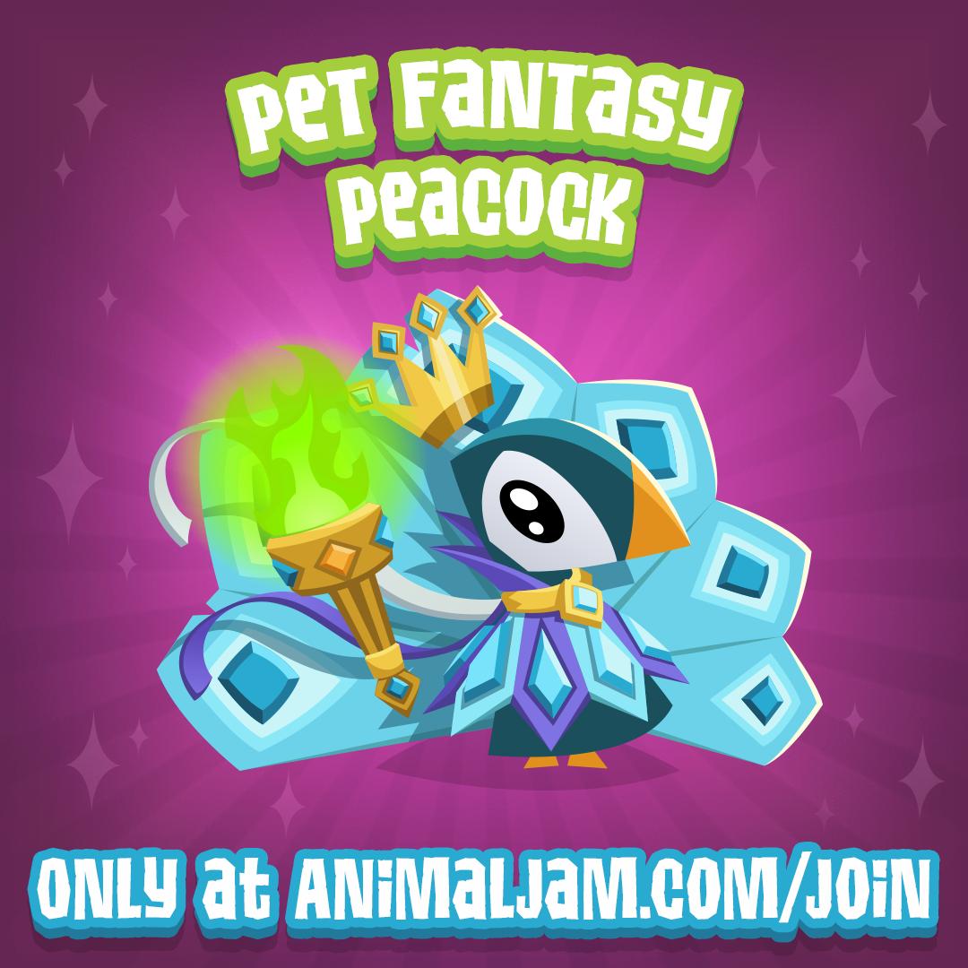 20180814 FantasyBundle PetPeacock