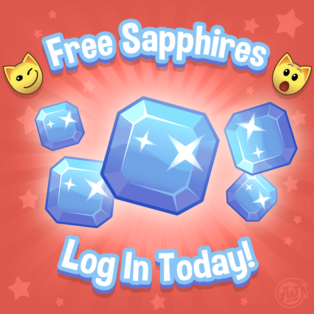 jamaalidays-daily-gift-wow-bonus-sapphires-in-play-wild
