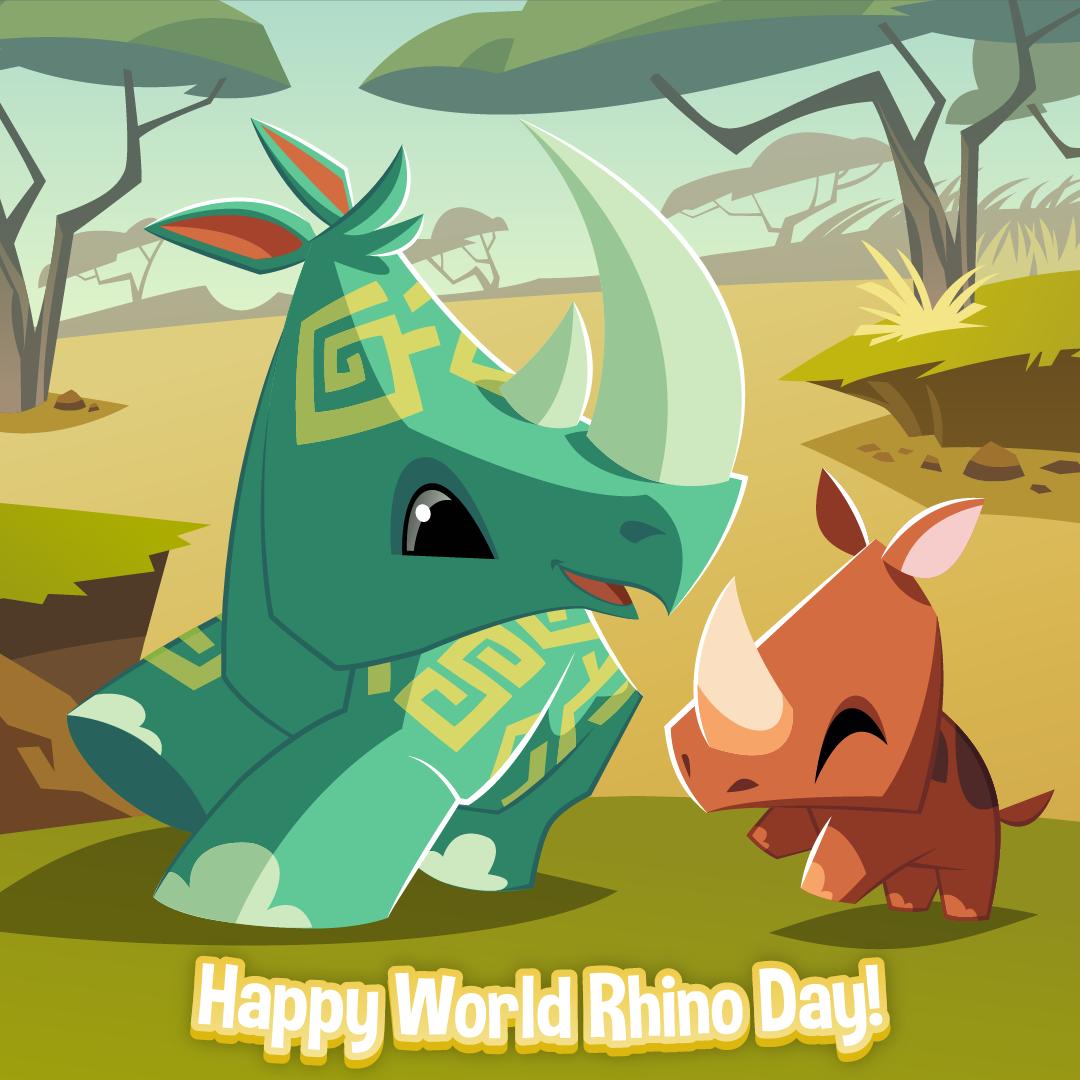 20210916 World Rhino Day-01