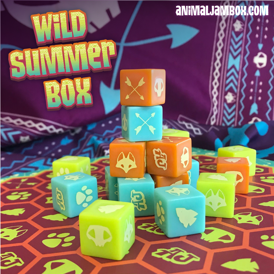 WildSummerBox Dice Dash