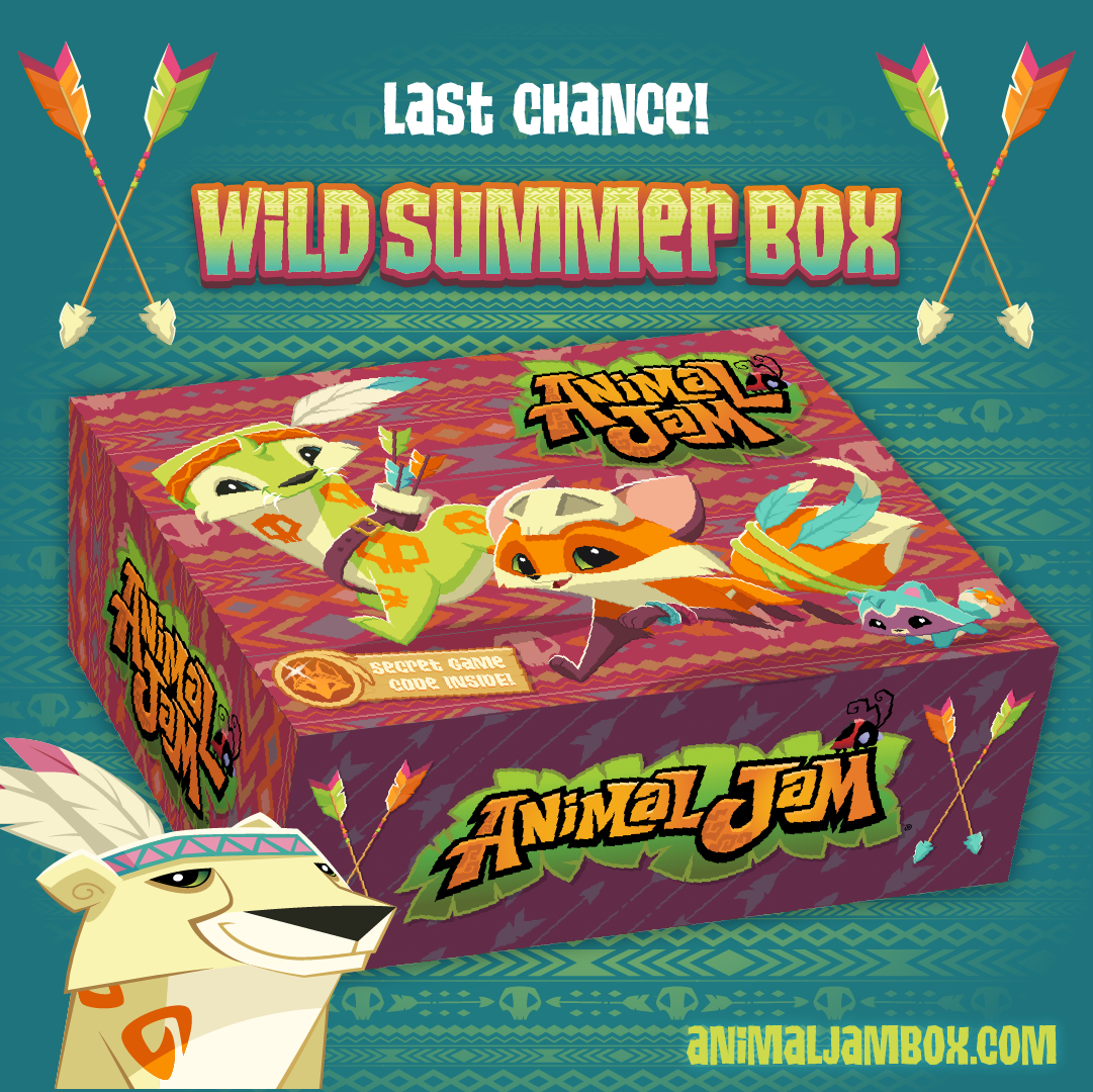 WildSummerBox Last Chance