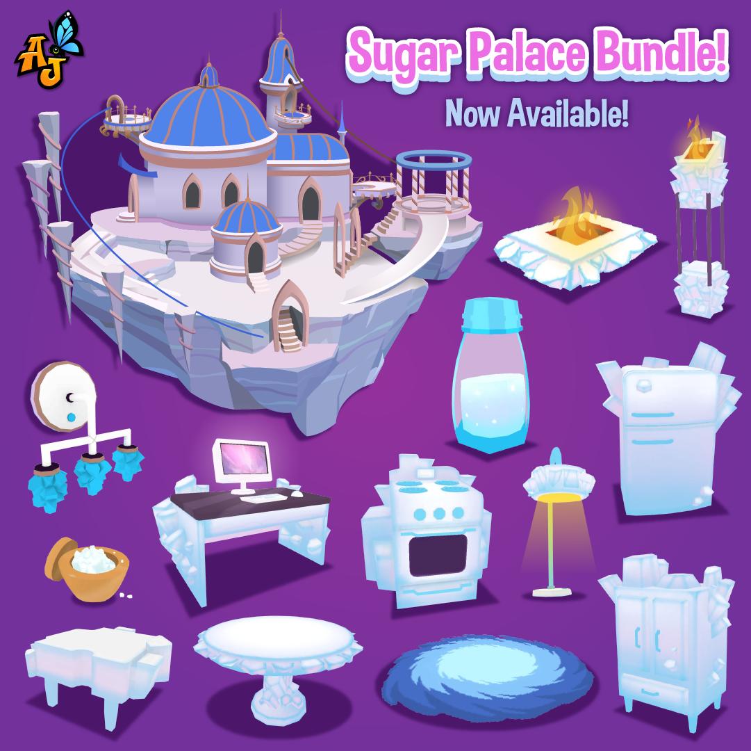 Sugar Palace Bundle