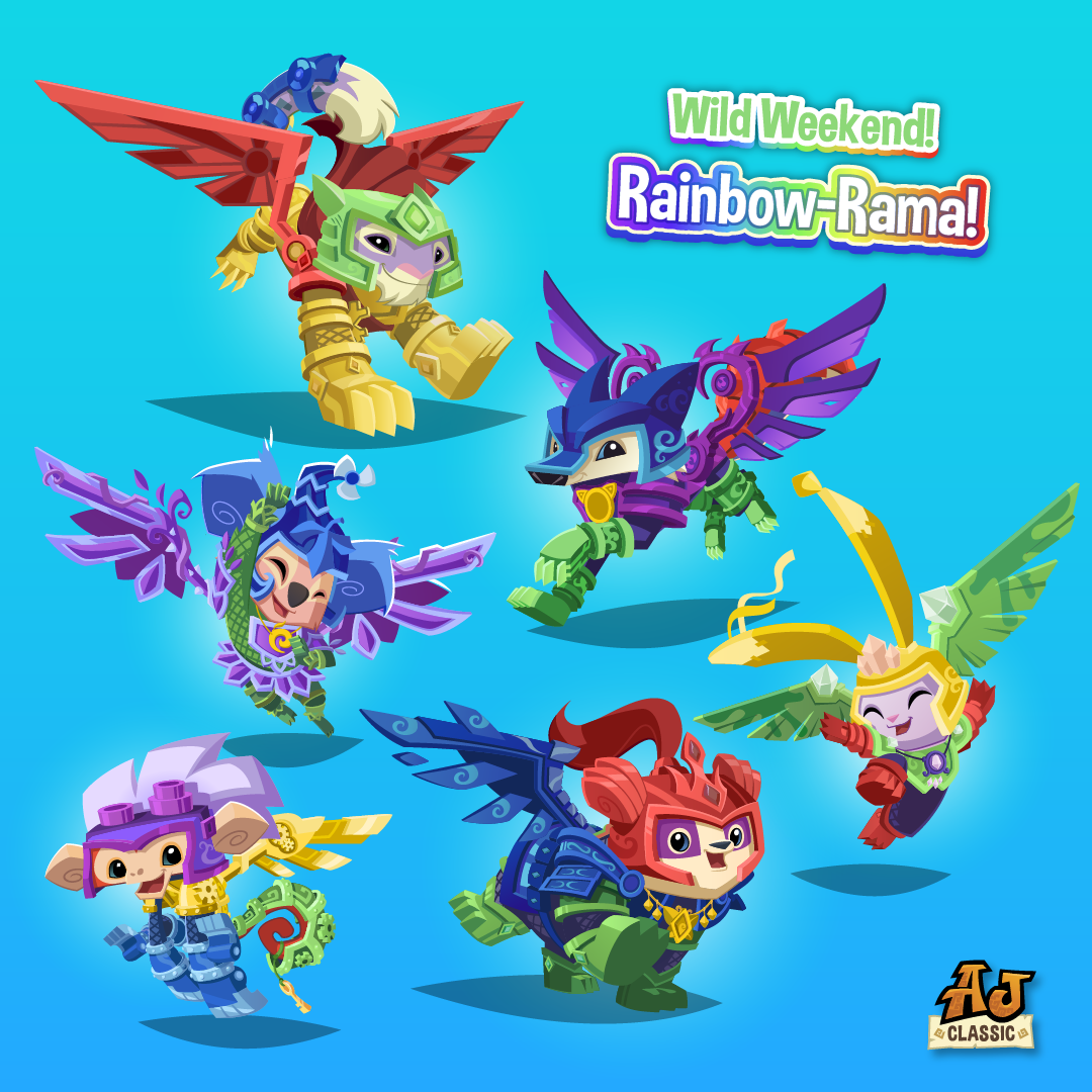 20210526 Wild Weekend Rainbowrama-01