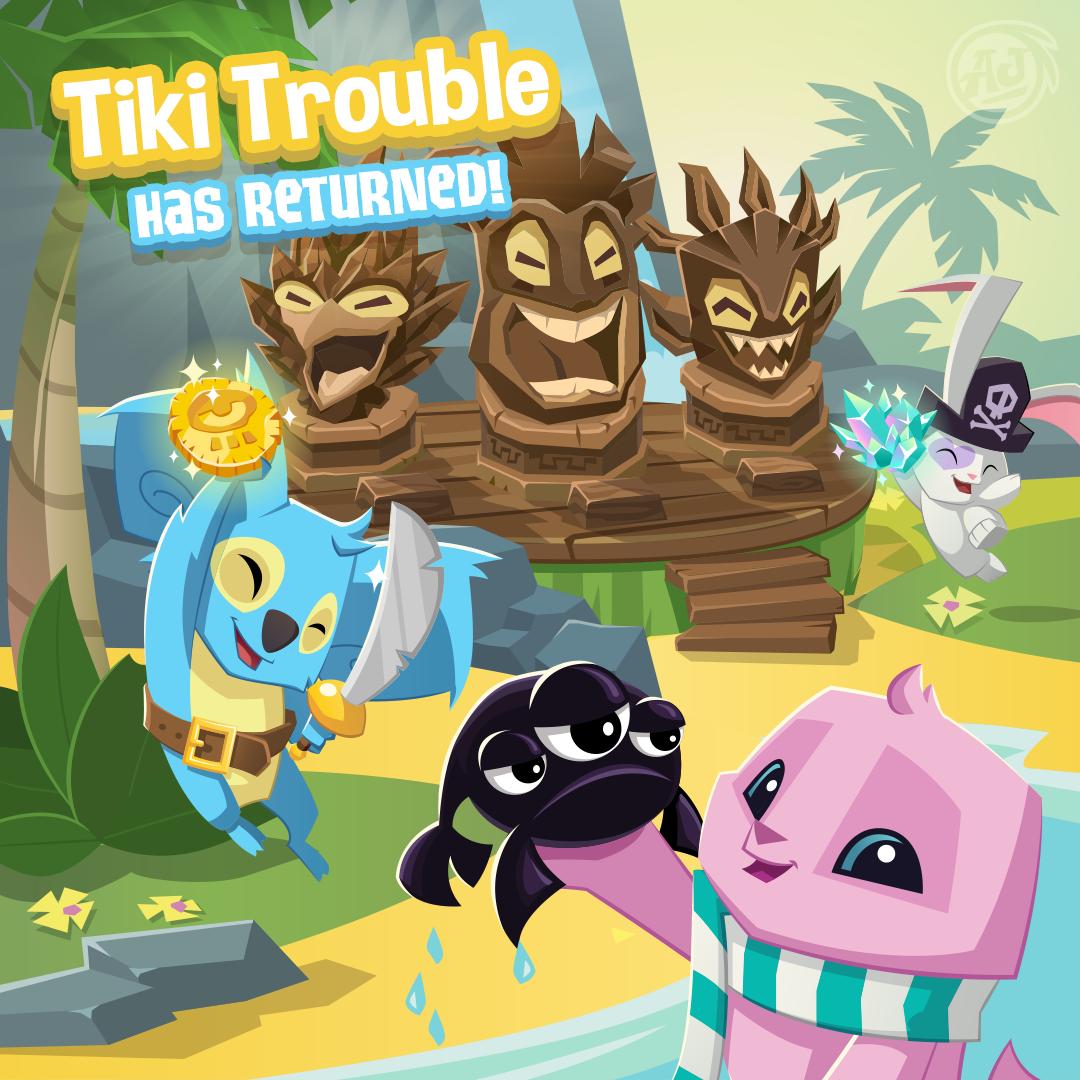 20180805 TikiTrouble