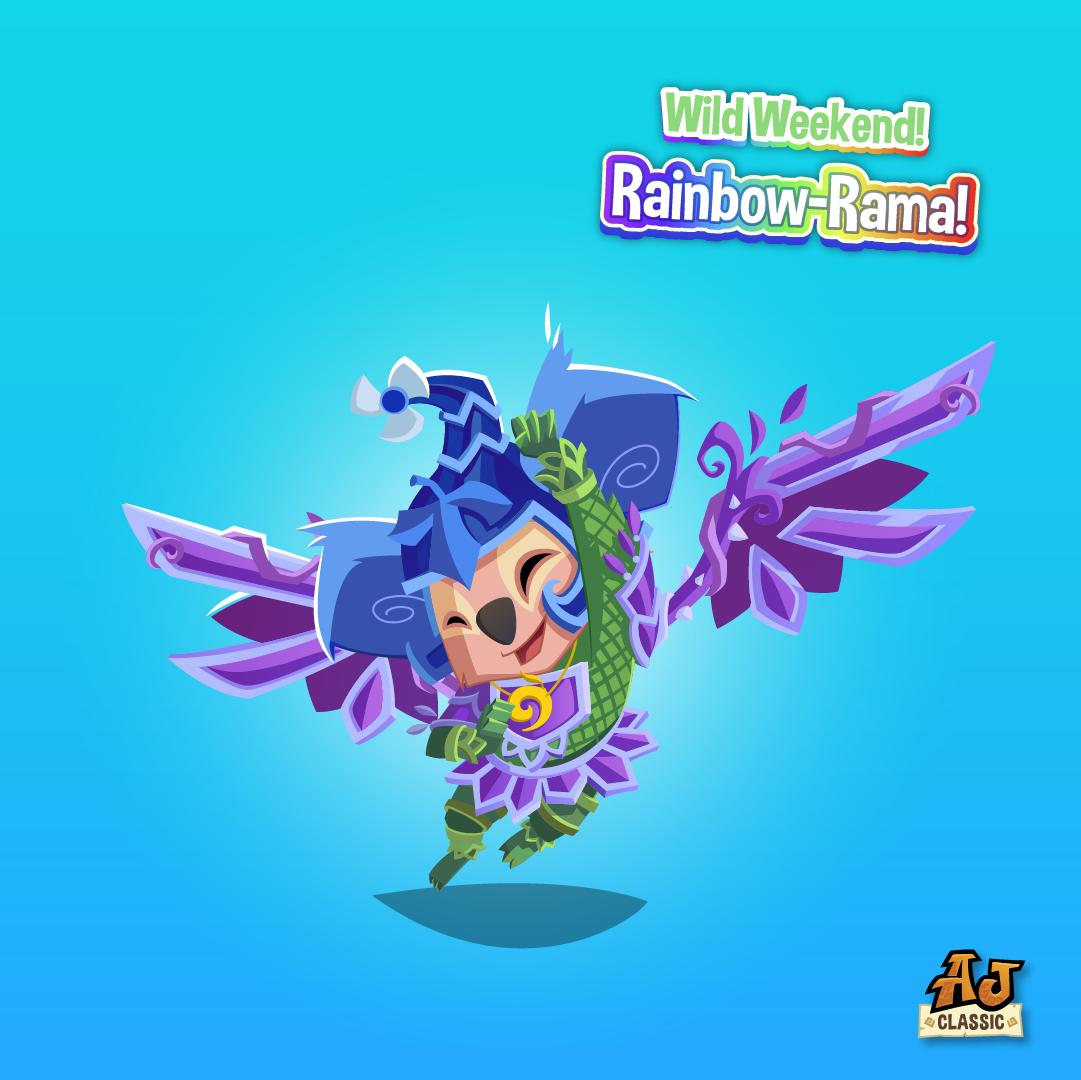 20210526 Wild Weekend Rainbowrama-04
