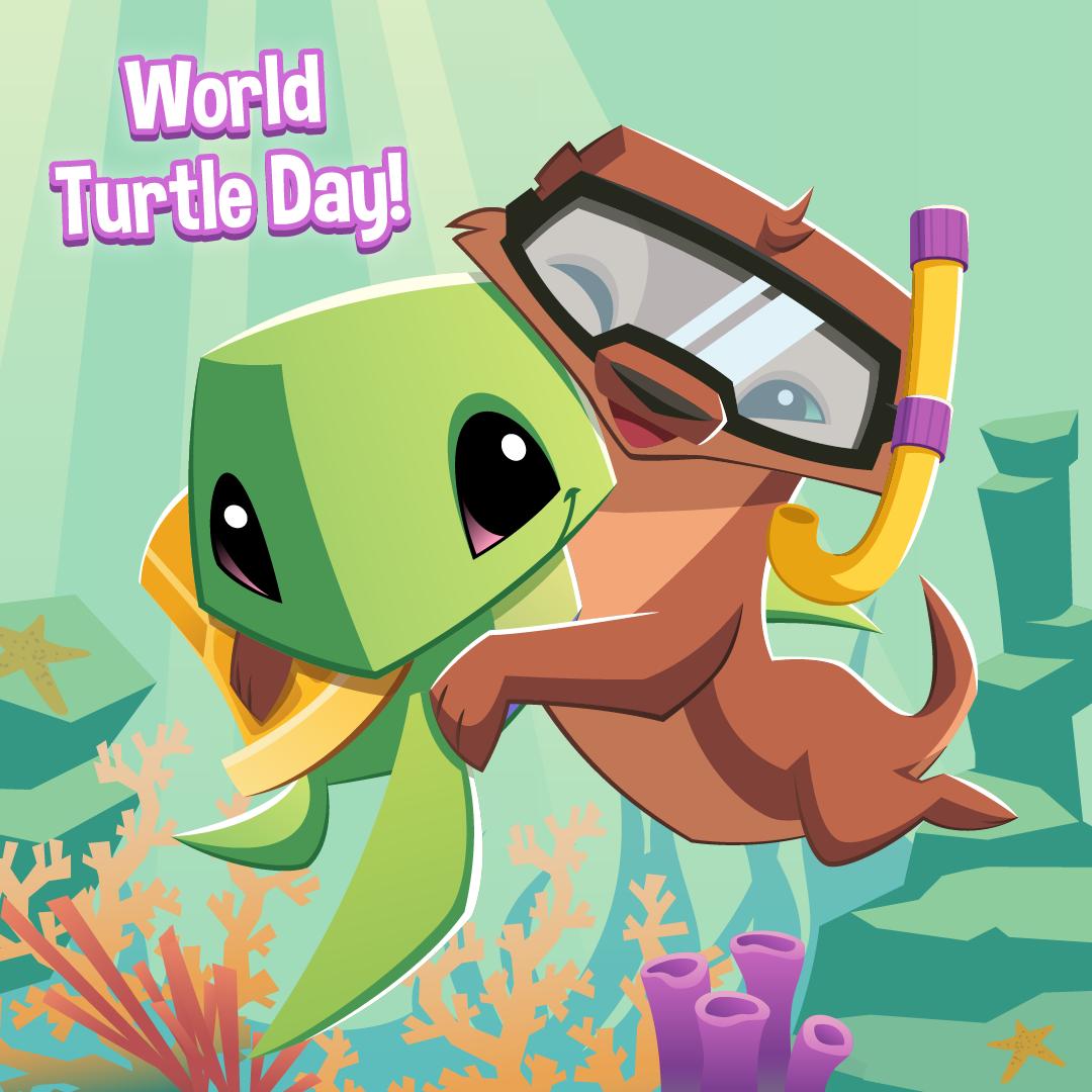20210521 World Turtle Day-01