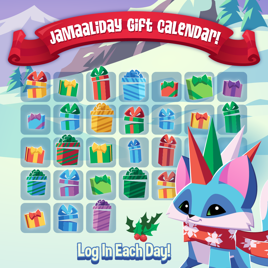 20191128 Jamaaliday Gift Calendar-01