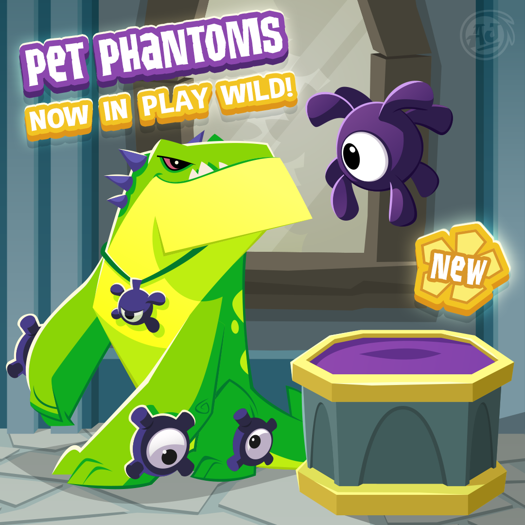 Phantom pets have arrived in Play Wild! - The Daily Explorer