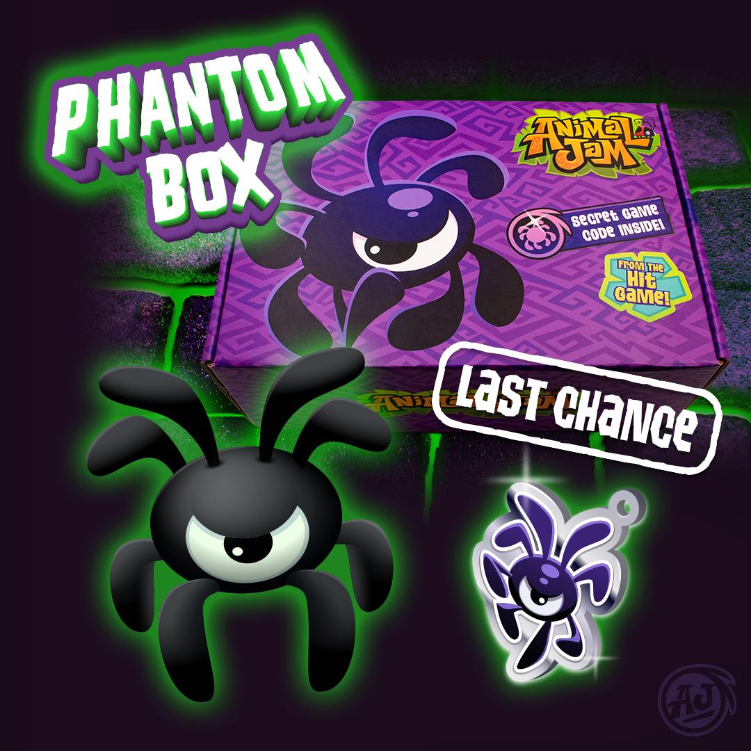 20181030 PhantomBox LastChance