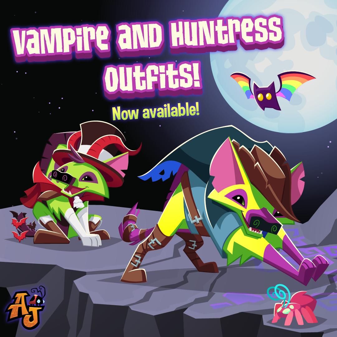 20191017 AJ VampireHuntressOutfits-02